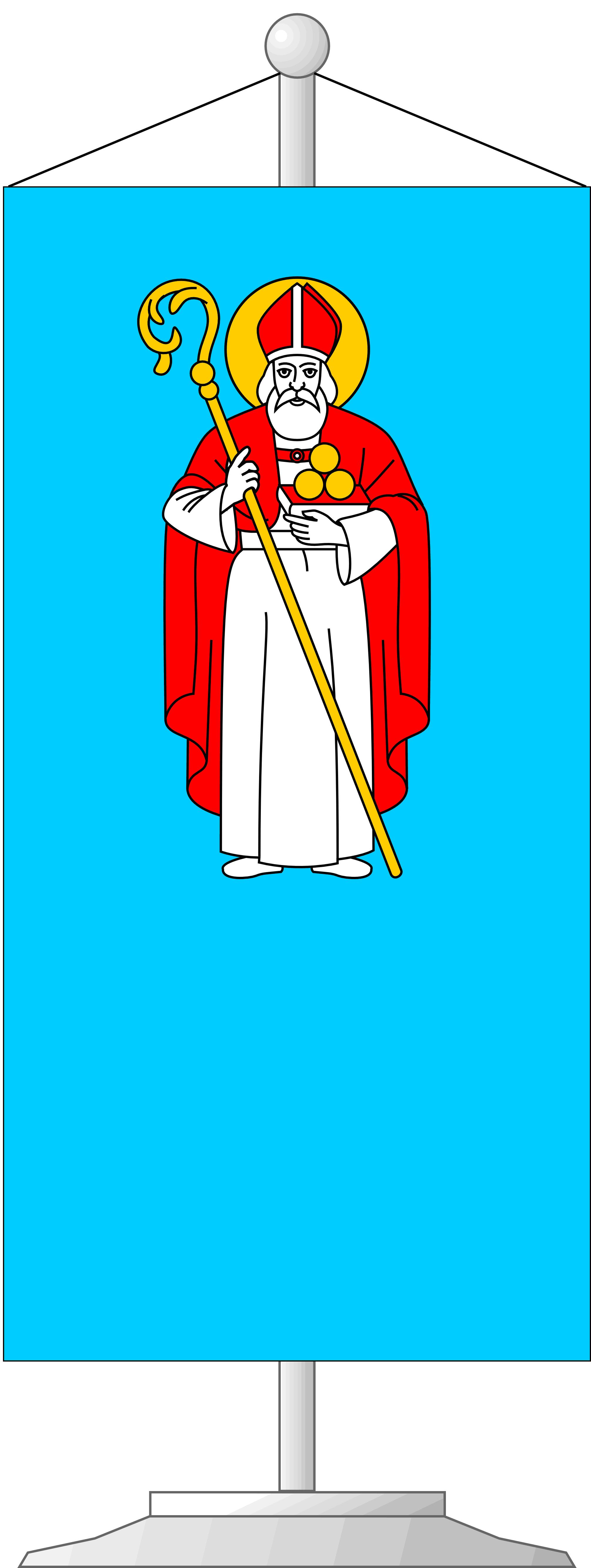 flaga stolikowa