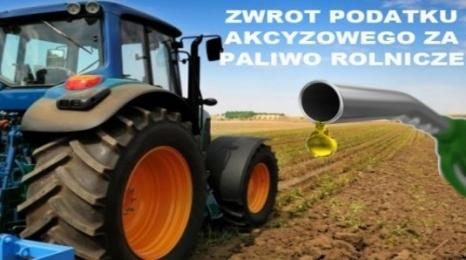 Większe dofinansowanie do paliwa rolniczego