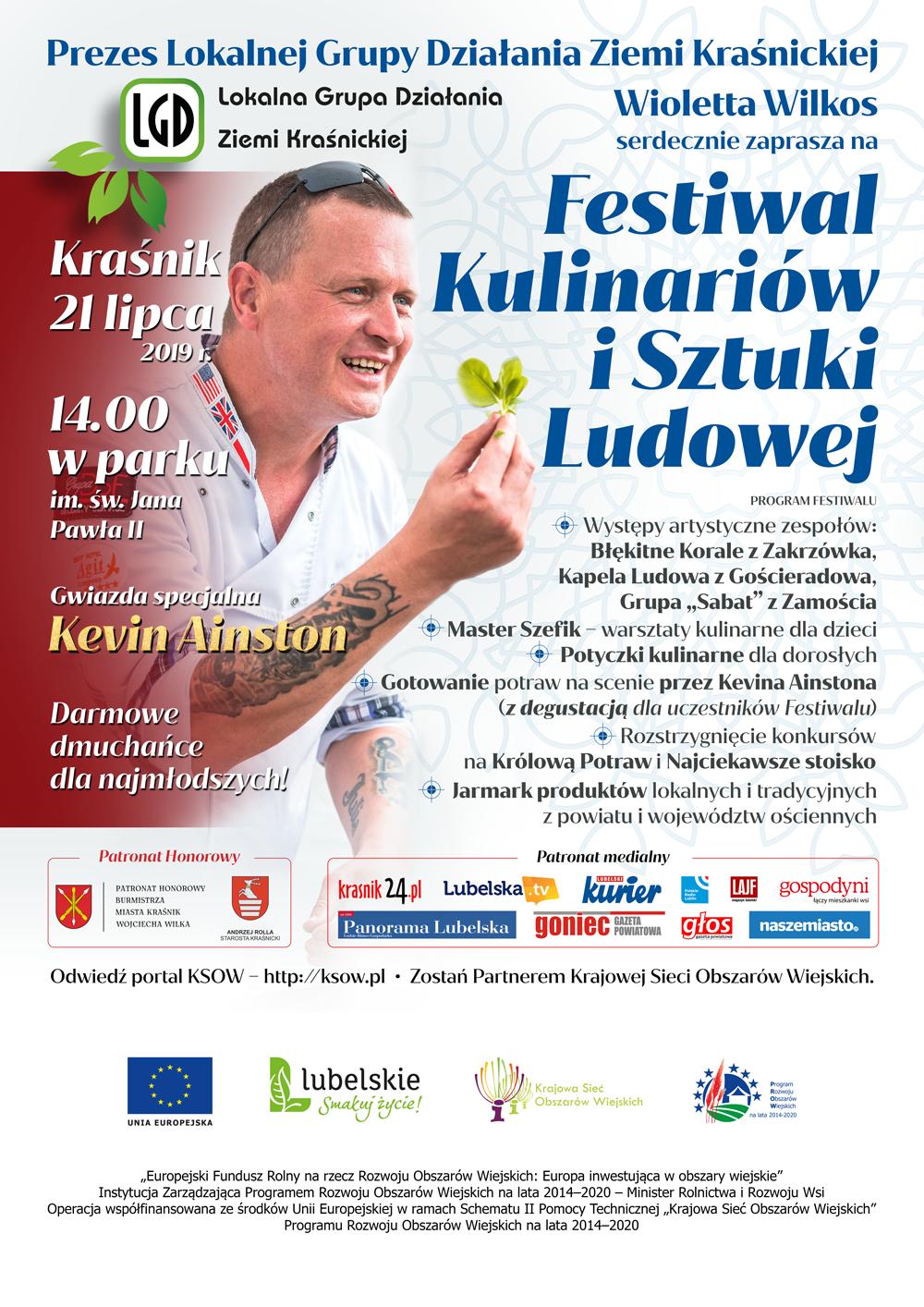 Festiwal Kulinariów i Sztuki Ludowej