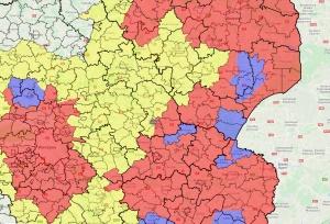 ASF w Polsce – mapy, obszary objęte restrykcjami, ogniska, przypadki
