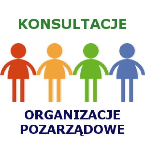 Konsultacje z NGO