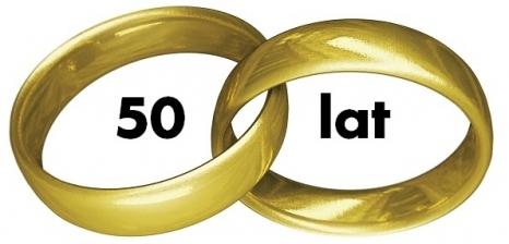 Jubileusz 50-lecia pożycia małżeńskiego !!!