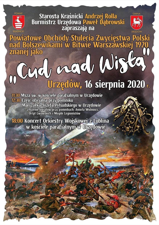 Powiatowe Obchody Stulecia Zwycięstwa Polski nas Bolszewikami
