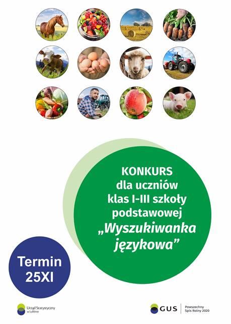 Urząd Statystyczny w Lublinie organizuje kolejny konkurs dla najmłodszych