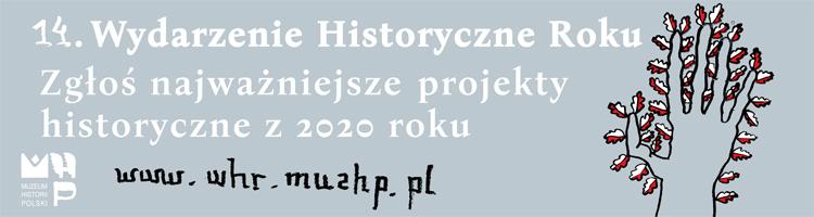 """14. edycja Plebiscytu """"Wydarzenie Historyczne Roku 2020"""""""