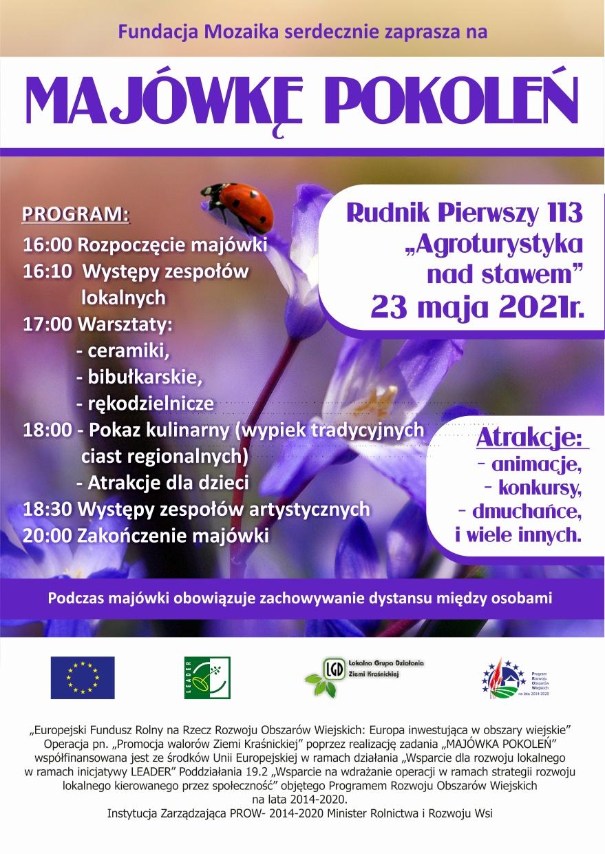 """""""Majówka Pokoleń"""""""