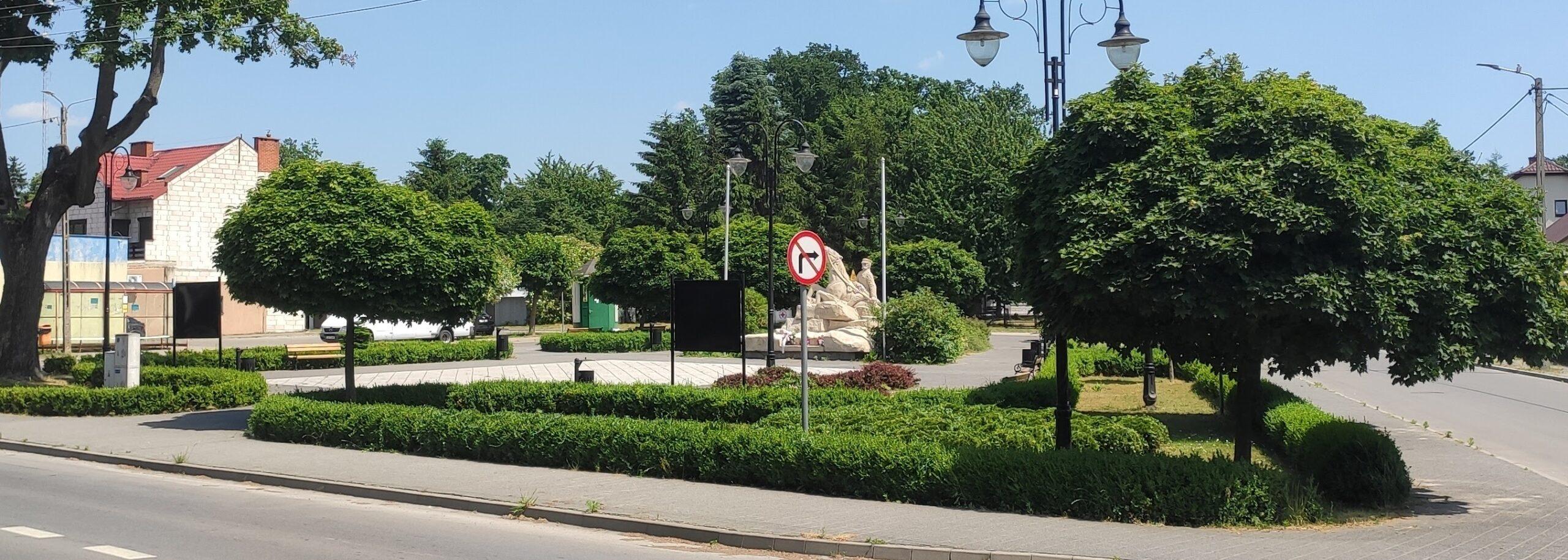 Konsultacje społeczne w zakresie nadania nazwy  placowi znajdującemu się  w centrum miejscowości Zakrzówek