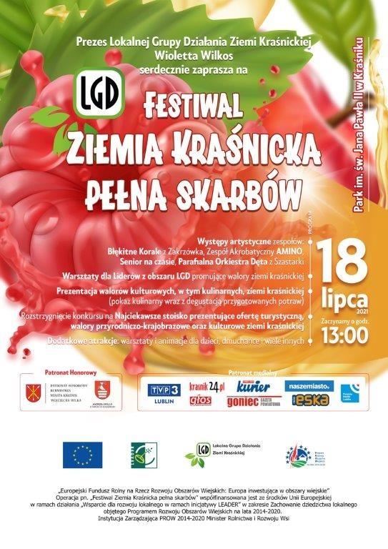 Festiwal Ziemia Kraśnicka Pełna Skarbów